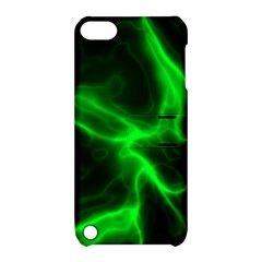 Cosmic Energy Green Apple iPod Touch 5 Hardshell Case with Stand