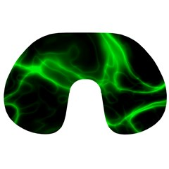 Cosmic Energy Green Travel Neck Pillows