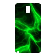 Cosmic Energy Green Samsung Galaxy Note 3 N9005 Hardshell Back Case