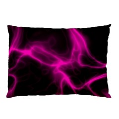 Cosmic Energy Pink Pillow Cases (two Sides)