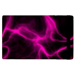 Cosmic Energy Pink Apple iPad 2 Flip Case