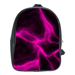 Cosmic Energy Pink School Bags (XL)