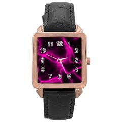 Cosmic Energy Pink Rose Gold Watches