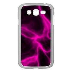Cosmic Energy Pink Samsung Galaxy Grand DUOS I9082 Case (White)