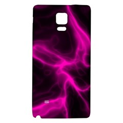 Cosmic Energy Pink Galaxy Note 4 Back Case