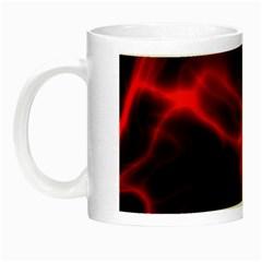 Cosmic Energy Red Night Luminous Mugs