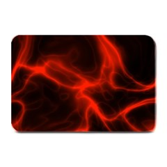 Cosmic Energy Red Plate Mats