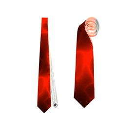 Cosmic Energy Red Neckties (One Side)