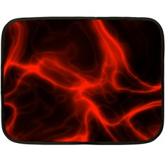 Cosmic Energy Red Fleece Blanket (mini)