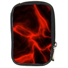 Cosmic Energy Red Compact Camera Cases