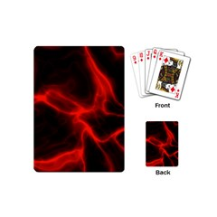 Cosmic Energy Red Playing Cards (Mini)
