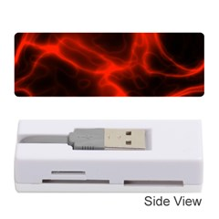 Cosmic Energy Red Memory Card Reader (Stick)
