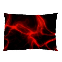 Cosmic Energy Red Pillow Cases (Two Sides)