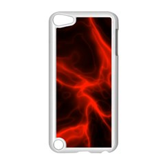 Cosmic Energy Red Apple iPod Touch 5 Case (White)