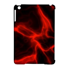 Cosmic Energy Red Apple Ipad Mini Hardshell Case (compatible With Smart Cover)