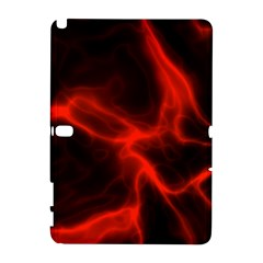 Cosmic Energy Red Samsung Galaxy Note 10.1 (P600) Hardshell Case