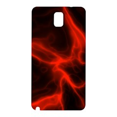 Cosmic Energy Red Samsung Galaxy Note 3 N9005 Hardshell Back Case
