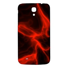 Cosmic Energy Red Samsung Galaxy Mega I9200 Hardshell Back Case