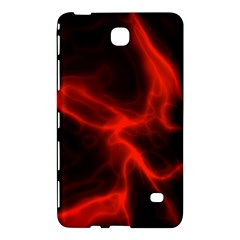 Cosmic Energy Red Samsung Galaxy Tab 4 (8 ) Hardshell Case