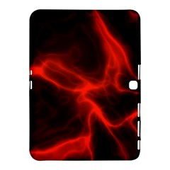 Cosmic Energy Red Samsung Galaxy Tab 4 (10.1 ) Hardshell Case