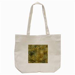 Beautiful  Decorative Vintage Design Tote Bag (Cream)