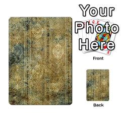 Beautiful  Decorative Vintage Design Multi Purpose Cards (rectangle)