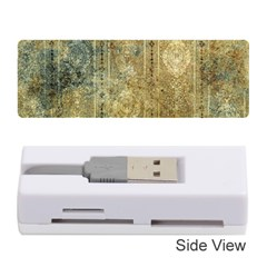 Beautiful  Decorative Vintage Design Memory Card Reader (Stick)