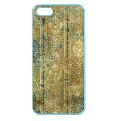 Beautiful  Decorative Vintage Design Apple Seamless iPhone 5 Case (Color)