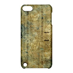 Beautiful  Decorative Vintage Design Apple iPod Touch 5 Hardshell Case with Stand