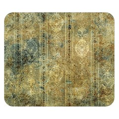 Beautiful  Decorative Vintage Design Double Sided Flano Blanket (small)