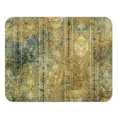 Beautiful  Decorative Vintage Design Double Sided Flano Blanket (Large)