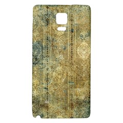 Beautiful  Decorative Vintage Design Galaxy Note 4 Back Case