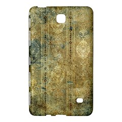 Beautiful  Decorative Vintage Design Samsung Galaxy Tab 4 (8 ) Hardshell Case