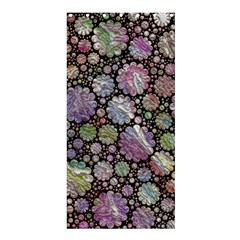 Sweet Allover 3d Flowers Shower Curtain 36  x 72  (Stall)