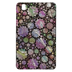 Sweet Allover 3d Flowers Samsung Galaxy Tab Pro 8.4 Hardshell Case