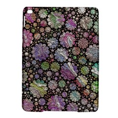 Sweet Allover 3d Flowers iPad Air 2 Hardshell Cases