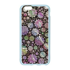 Sweet Allover 3d Flowers Apple Seamless iPhone 6 Case (Color)