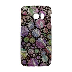 Sweet Allover 3d Flowers Galaxy S6 Edge