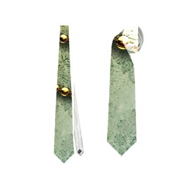 Elegant Vintage With Pearl Necklace Neckties (One Side)