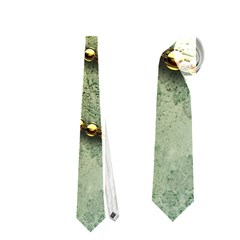 Elegant Vintage With Pearl Necklace Neckties (Two Side)