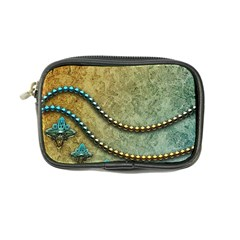 Elegant Vintage With Pearl Necklace Coin Purse