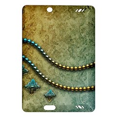 Elegant Vintage With Pearl Necklace Kindle Fire HD (2013) Hardshell Case