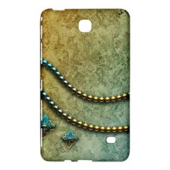 Elegant Vintage With Pearl Necklace Samsung Galaxy Tab 4 (8 ) Hardshell Case
