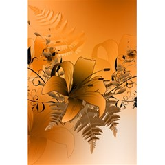 Awesome Summer  Flowers In Soft Red And Yellow 5 5  X 8 5  Notebooks