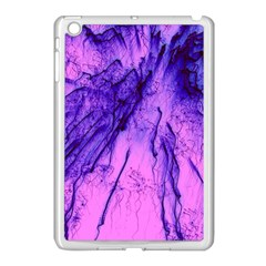 Special Fireworks Pink,blue Apple iPad Mini Case (White)