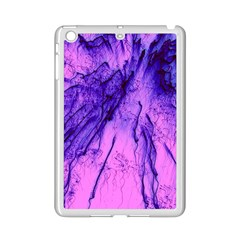 Special Fireworks Pink,blue iPad Mini 2 Enamel Coated Cases