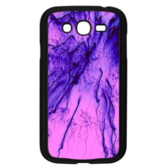 Special Fireworks Pink,blue Samsung Galaxy Grand DUOS I9082 Case (Black)