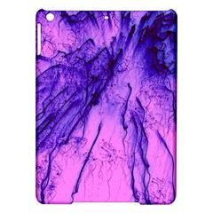 Special Fireworks Pink,blue iPad Air Hardshell Cases