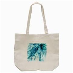 Special Fireworks, Aqua Tote Bag (Cream)