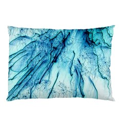 Special Fireworks, Aqua Pillow Cases (Two Sides)